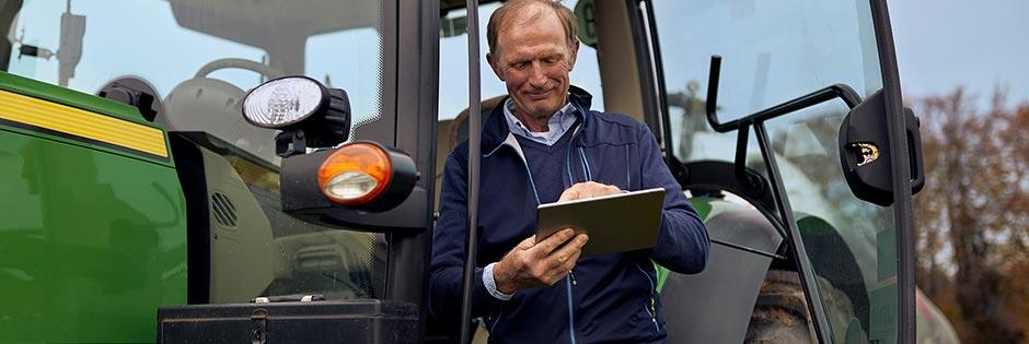 Berufsunfähigkeitsversicherung für Landwirte