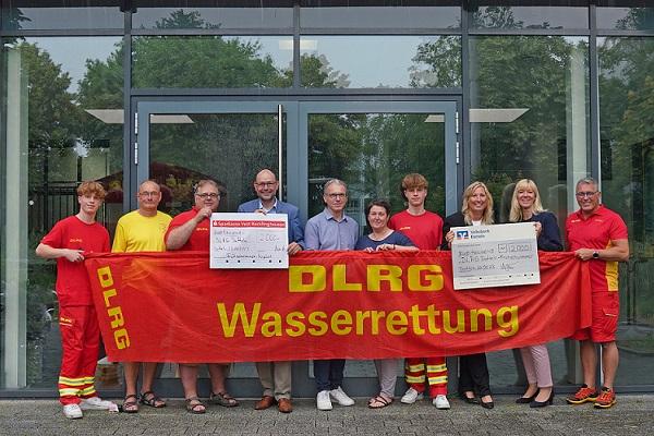 Friedens-Challenge der Dortmunder Volksbank