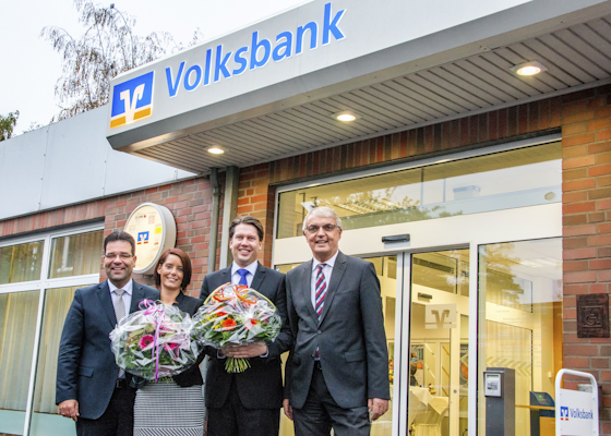 Filiale Bockumer Weg unter neuer Leitung