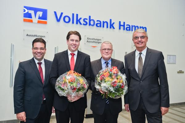Filiale Herringen unter neuer Leitung