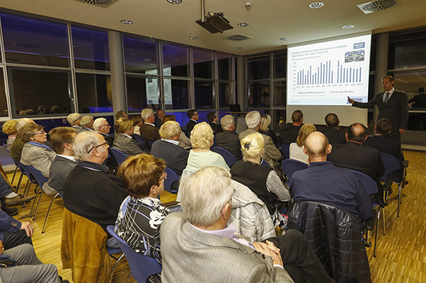 Interessante Vorträge zum Thema Immobilienmarkt transparent erklärt