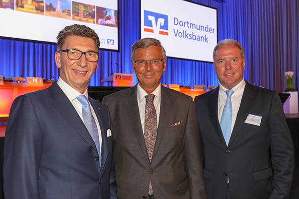 Vertreterversammlung - Ulrich Leitermann, Wolfgang Bosbach, Martin Eul