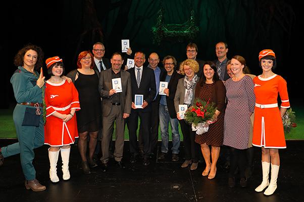Preisverleihung zum 21. Dortmunder Literaturwettbewerb