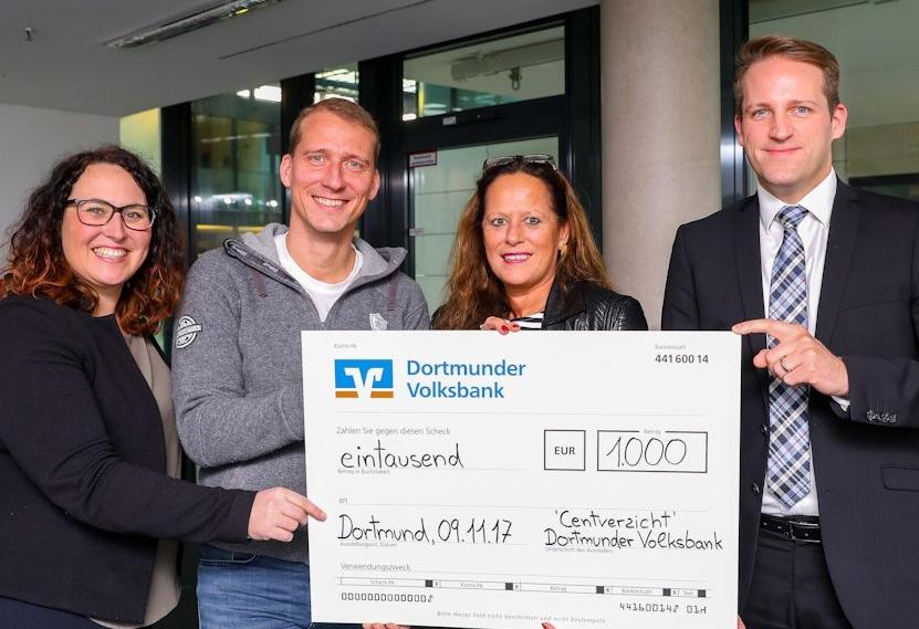 Spendenübergaben in Dortmund, Hamm, Unna, Schwerte & Castrop-Rauxel