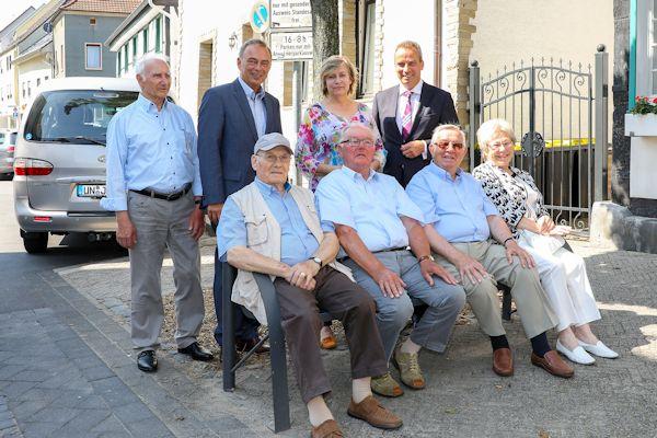 Spende im Namen unserer 50-jährigen Mitglieder-Jubilare in Unna