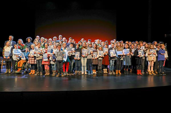 Siegerehrung Dortmunder Literaturwettbewerb 2017