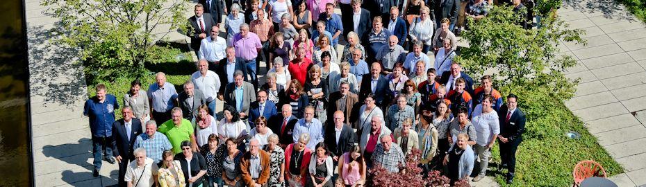Spendenübergaben der Mitglieder-Förderaktion 2017 in Hamm