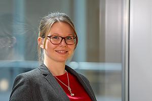 PerspektiVBankerin Christina Wesselbaum
